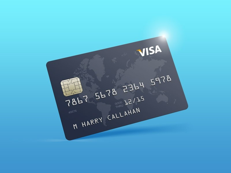 Free Credit Card Mockups