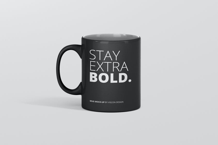 High Resolution Mug Mockup