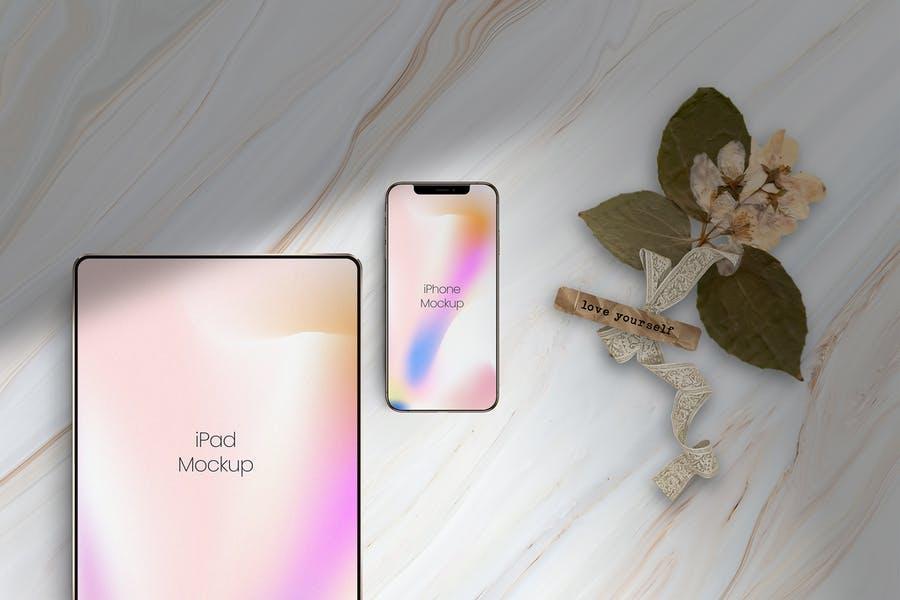 Elegant Device Mpockup PSD