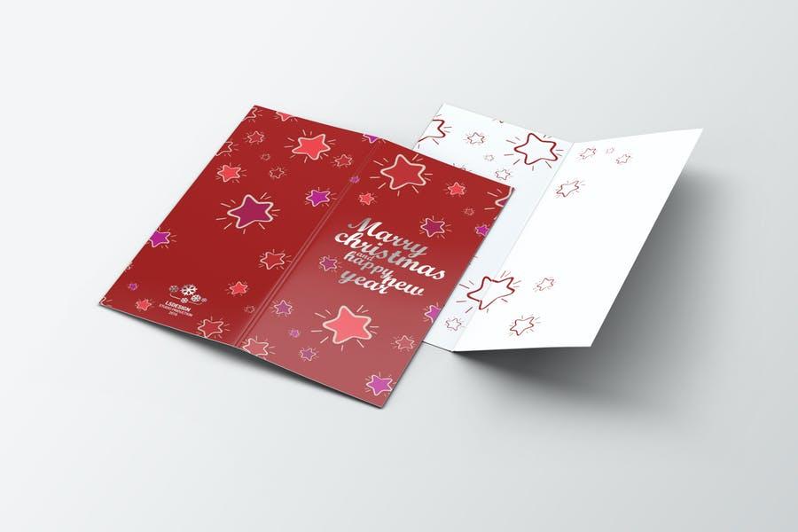 Greeting Cards and Invitation Mockups