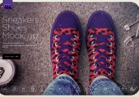 Shoe Mockup PSD
