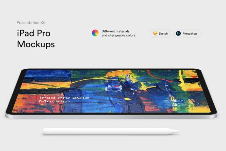 Apple Device Mockups PSD