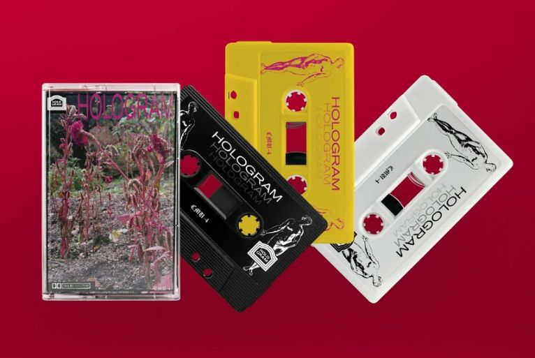 Audio Cassette Design Mockups