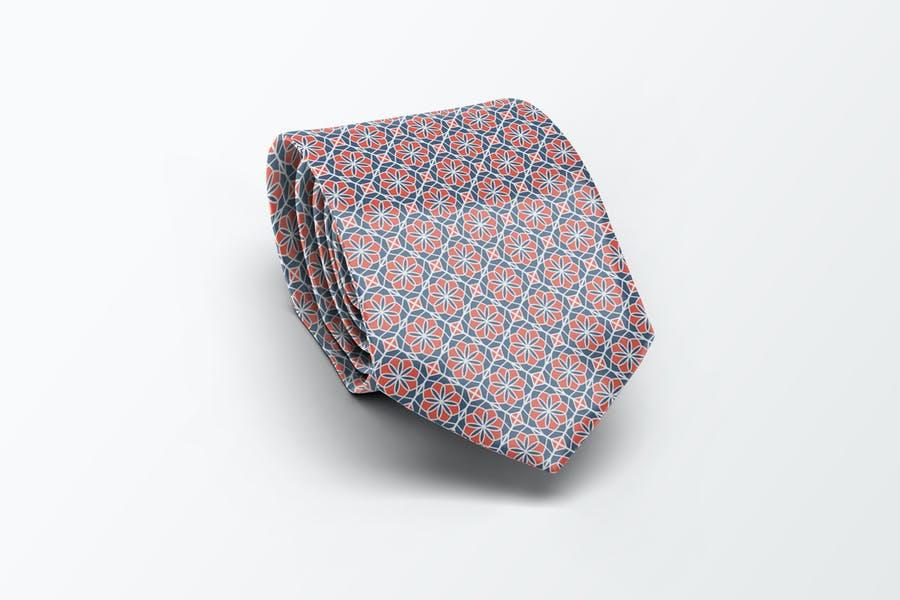 Photorealistic Neck Tie Mockup