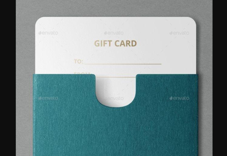 Realistic Card Holder Mockups